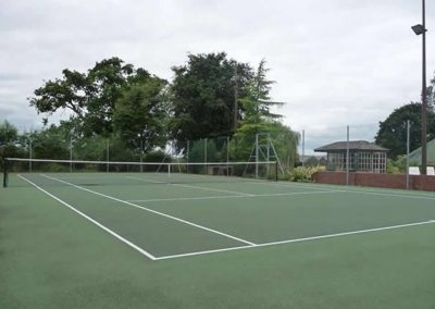 Higher Yellands Cottage - Tennis Court