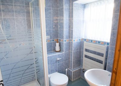 Higher Yellands Cottage - Ensuite Shower Room